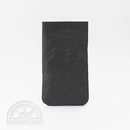 【SIWA・紙和】小物ケース・Sサイズ(ブラック)