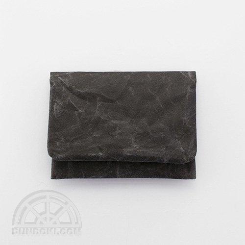 【SIWA・紙和】名刺ケース(ブラック)