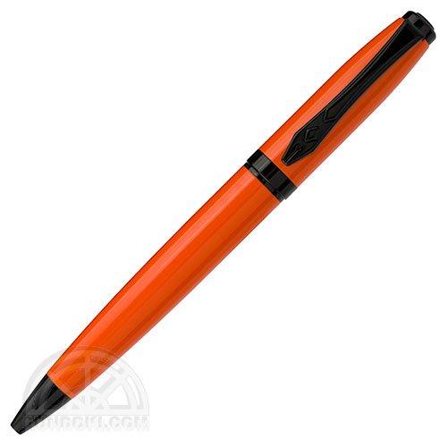 【Platignum/プラティグナム】STUDIO ツイスト式ボールペン(オレンジ)