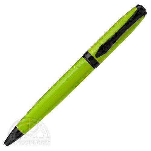【Platignum/プラティグナム】STUDIO ツイスト式ボールペン(ライムグリーン)
