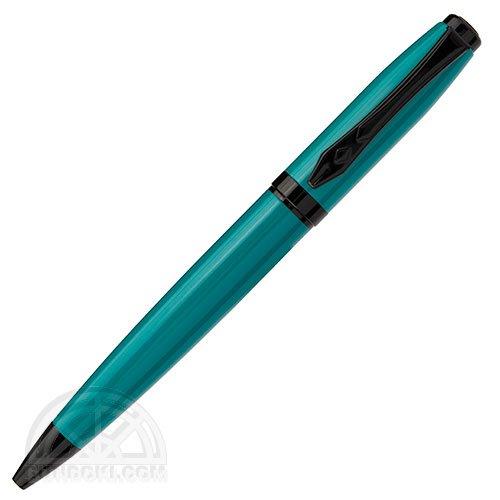 【Platignum/プラティグナム】STUDIO ツイスト式ボールペン(ターコイズ)