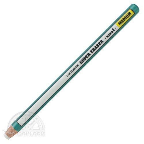 【三菱鉛筆/MITSUBISHI】SUPER ERASER/事務用紙巻き消しゴム