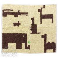 【Cement Produce Design】C'ignal/ハンドタオル(Glyph Animal)