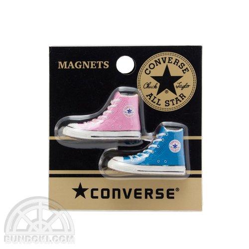 【CONVERSE/コンバース】CON マグネット(PNK×SKY)