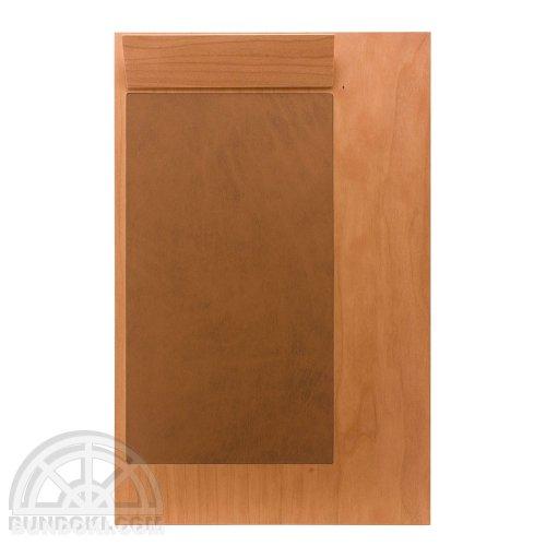 【hacoa/ハコア】Clip Board/木製クリップボード・伝票用(チェリー)