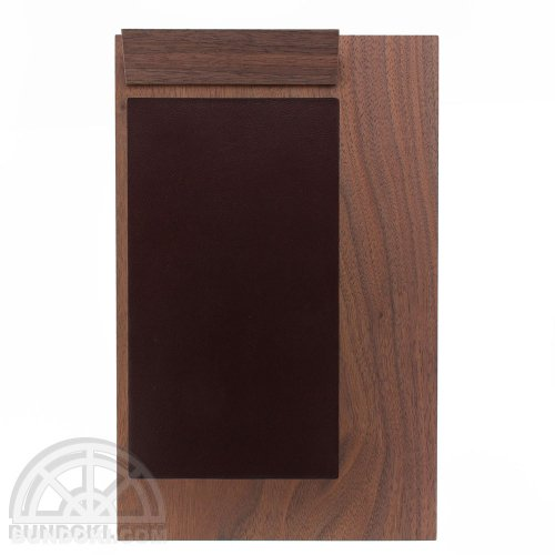 【hacoa/ハコア】Clip Board/木製クリップボード・伝票用(ウォールナット)