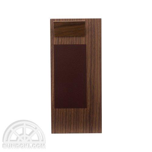 【hacoa/ハコア】Clip Board/木製クリップボード・レシート用(ウォールナット)