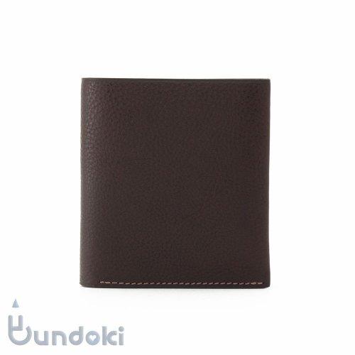 【カンダミサコ】二つ折り財布 (カスターニョ)