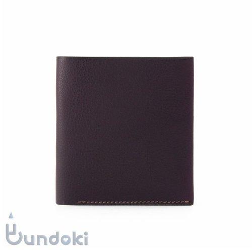 【カンダミサコ】二つ折り財布 (プルーニャ)