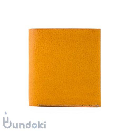 【カンダミサコ】二つ折り財布 (ナポリ)