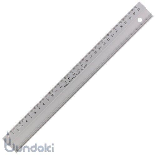 【LINEX/リネックス】アルミ定規1930Mアンチスライド/30cm