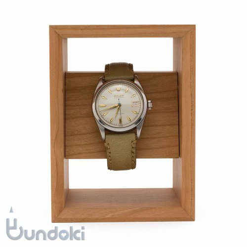 【hacoa/ハコア】Display Frame for Watch/腕時計スタンド(チェリー)