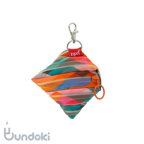【Zip It/ジップイット】COLORZ mini Pouch Triangles