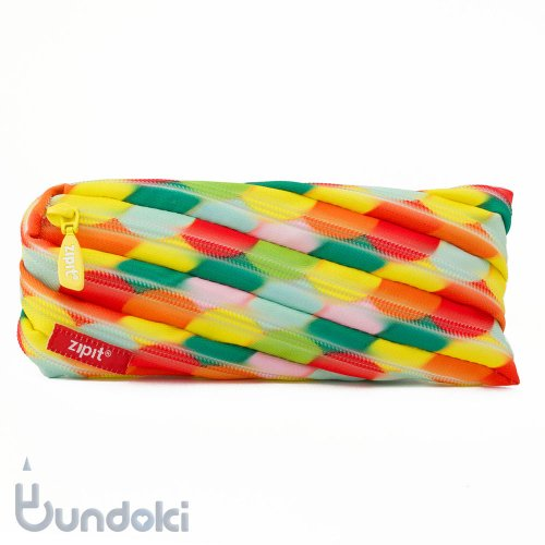 【Zip It/ジップイット】COLORZ Pouch Large Bubbles