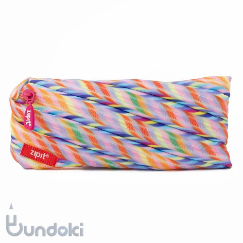 【Zip It/ジップイット】COLORZ Pouch Stripes