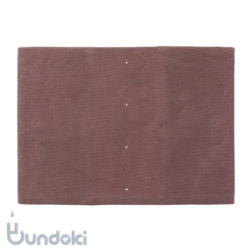 【倉敷意匠】手帳作りキット/ ポケット (グレイッシュパープル)