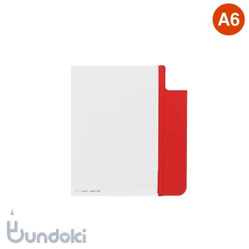 【HIGHTIDE/ハイタイド】ペンホルダーファイルS (レッド)