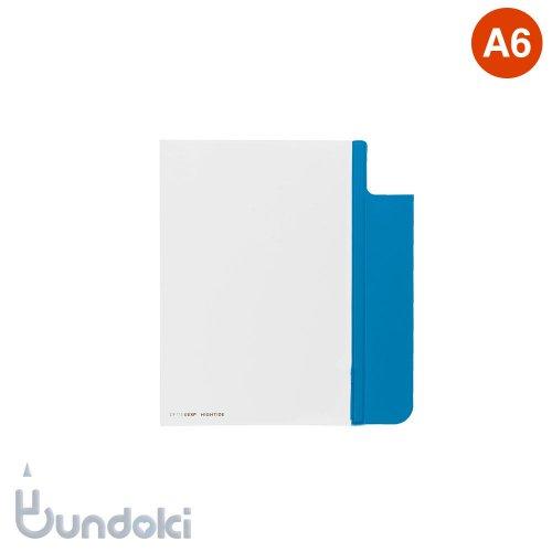 【HIGHTIDE/ハイタイド】ペンホルダーファイルS (ブルー)