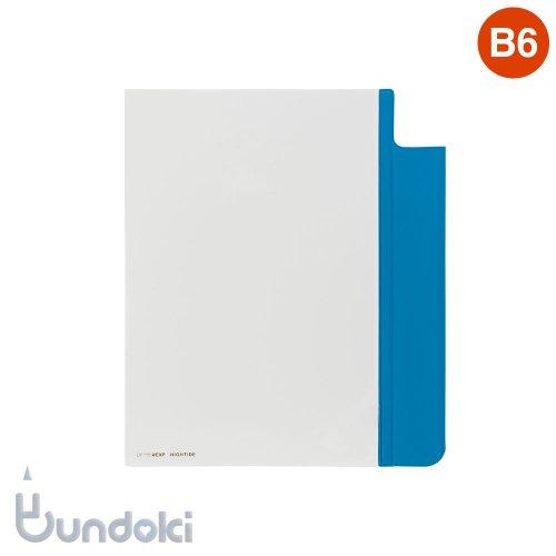【HIGHTIDE/ハイタイド】ペンホルダーファイルL (ブルー)