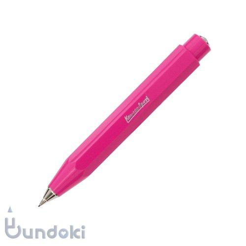 【KAWECO/カヴェコ】スカイラインスポーツ・0.7mmシャープペンシル (ピンク)