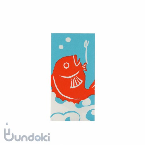 【古川紙工】美濃和紙細型金封(たい)