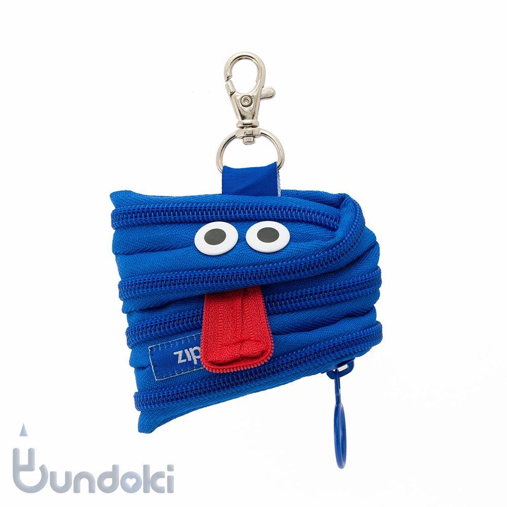【Zip It/ジップイット】Key Monster/キーモンスター(ブルー)
