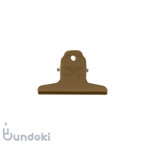 【HIGHTIDE/ハイタイド】penco クランピークリップ・カラー S (ブラウン)
