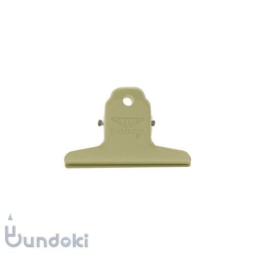 【HIGHTIDE/ハイタイド】penco クランピークリップ・カラー S (アイボリー)