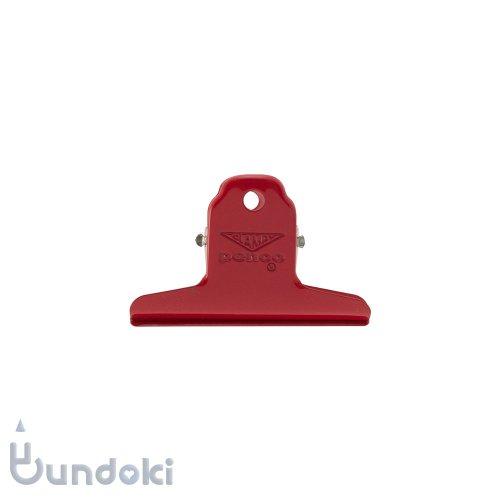 【HIGHTIDE/ハイタイド】penco クランピークリップ・カラー S (レッド)