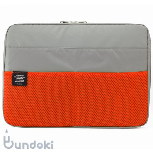 【Delfonics/デルフォニックス】インナーキャリング メッシュ・A4 (オレンジ)