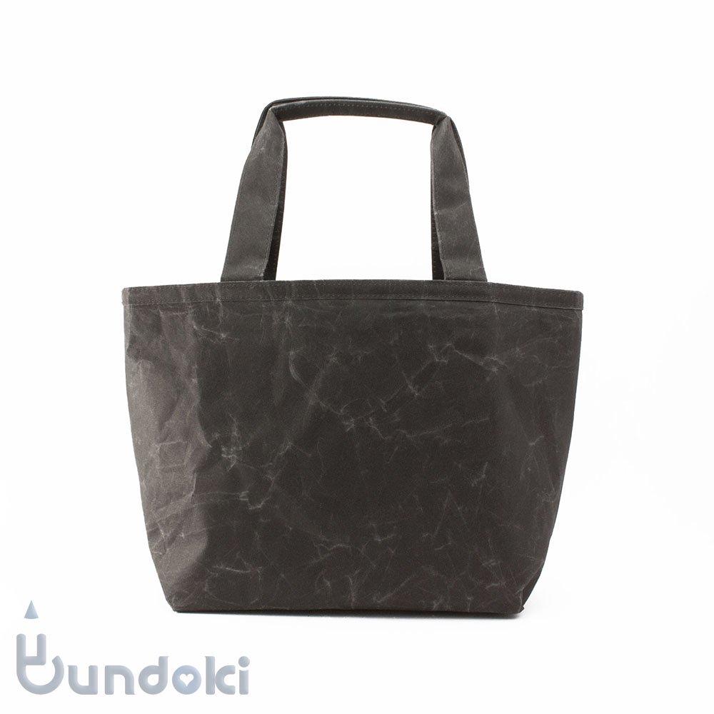 【SIWA・紙和】ランチバッグ (ブラック)