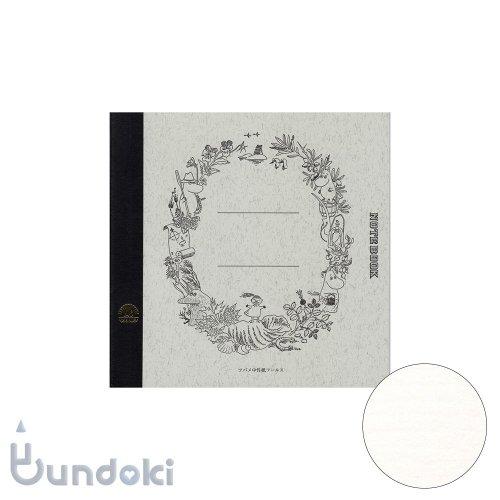 【ツバメノート】ムーミン・正方形サイズ