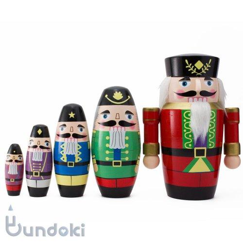 【DETAIL inc.】The Nutcrackryoshka/ザナットクラッカーリョーシカ