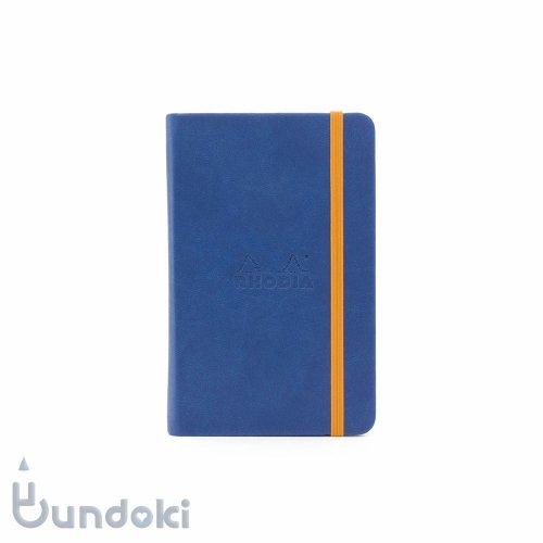 【RHODIA/ロディア】ロディアラマ/2015限定色・A6 (サファイア)