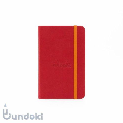 【RHODIA/ロディア】ロディアラマ/2015限定色・A6 (レッド)