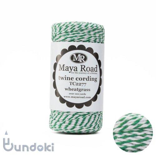 【Maya Road/マヤロード】Twine Cording /コットン トワイン (Wheatgrass)