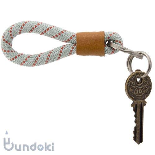 【PRAYER/プレア】Braid dot Key ring (Silver)