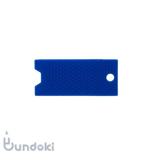 【+d/プラス・ディー】Key Keeper R/シリコンキーカバー (ブルー)