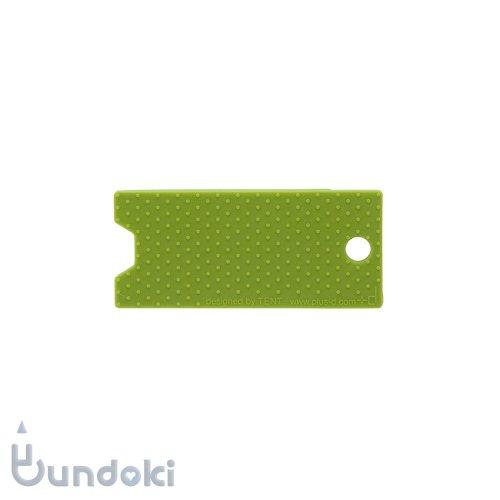 【+d/プラス・ディー】Key Keeper R/シリコンキーカバー (グリーン)