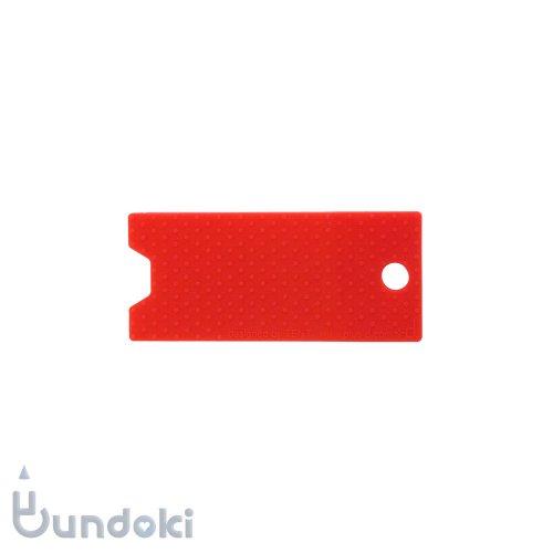 【+d/プラス・ディー】Key Keeper R/シリコンキーカバー (レッド)