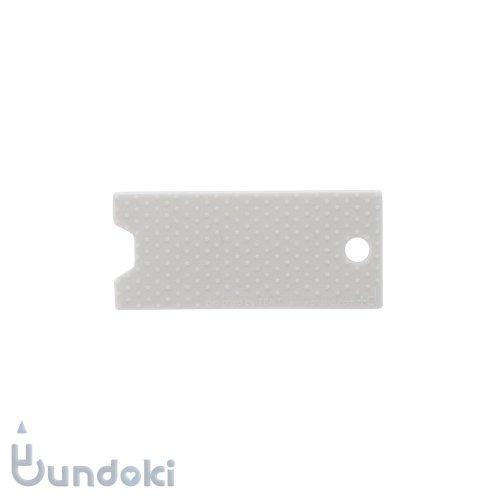【+d/プラス・ディー】Key Keeper R/シリコンキーカバー (ホワイト)