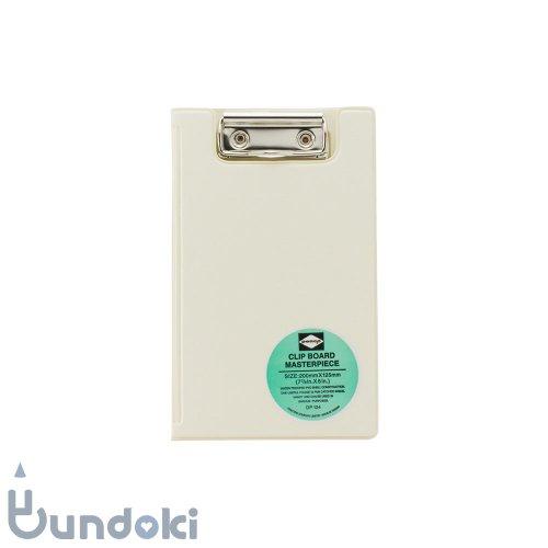 【HIGHTIDE/ハイタイド】penco クリップボード チェック (アイボリー)