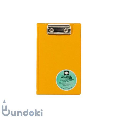 【HIGHTIDE/ハイタイド】penco クリップボード チェック (イエロー)