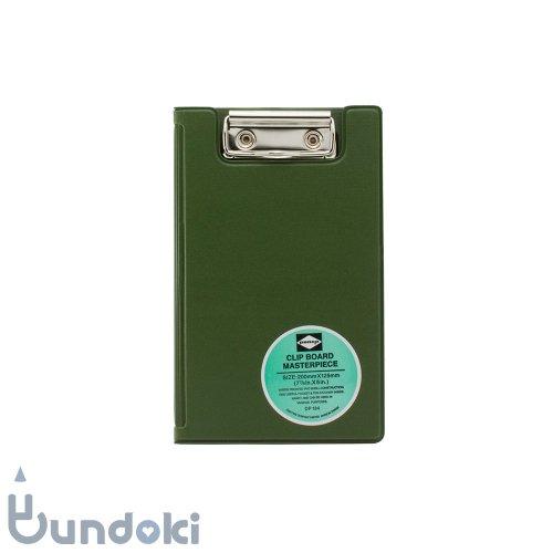 【HIGHTIDE/ハイタイド】penco クリップボード チェック (カーキ)