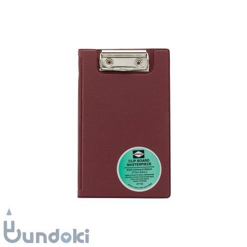 【HIGHTIDE/ハイタイド】penco クリップボード チェック (ワイン)