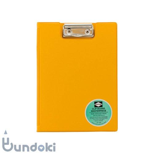 【HIGHTIDE/ハイタイド】penco クリップボード A5 (イエロー)