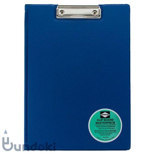 【HIGHTIDE/ハイタイド】penco クリップボード A4 (ブルー)