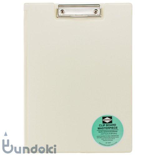 【HIGHTIDE/ハイタイド】penco クリップボード A4 (アイボリー)