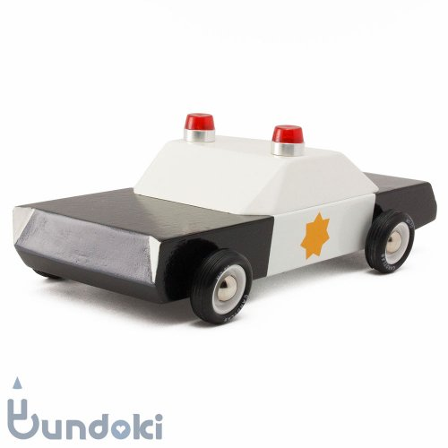 【Candylab Toys/キャンディーラボトイ】Police cruiser