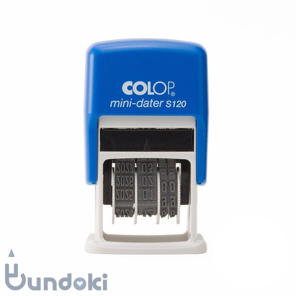 【COLOP/コロップ】デートスタンプ・S120